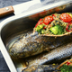 Tasty baked whole fish - PhotoDune Item for Sale