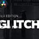 Title Animator - Bold Glitch // DaVinci Resolve - VideoHive Item for Sale