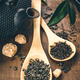 Assortment of dry tea. Tea composition with different kind of tea. - PhotoDune Item for Sale