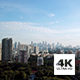 Aerial View Of Singapore Buildings - VideoHive Item for Sale