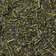 Traditional dried Japanese green tea full frame - PhotoDune Item for Sale