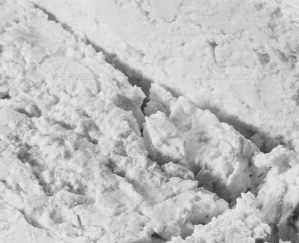 cottage cheese texture isolated - Stock Photo - Images