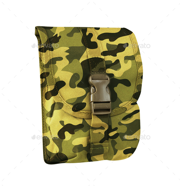 Tourism Accessory Carrying Case - Stock Photo - Images