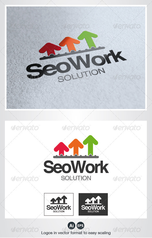 Seo Works Logo - Symbols Logo Templates