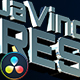 Chrome Titles | DaVinci Resolve - VideoHive Item for Sale