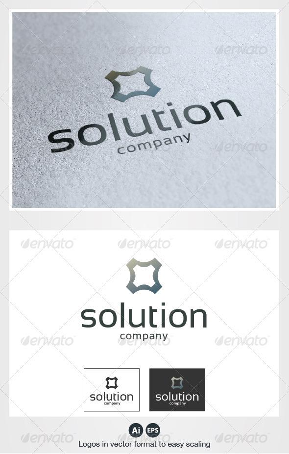 Solution Logo - Symbols Logo Templates