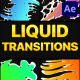 Gradient Liquid Transitions | After Effects - VideoHive Item for Sale