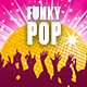 Upbeat Funky Pop Logo