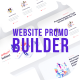 Website Promo Builder - VideoHive Item for Sale