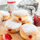 Jam filled donuts - PhotoDune Item for Sale