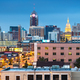 Lansing, Michigan, USA Downtown Skyline - PhotoDune Item for Sale