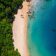 Aerial view of Laem Sing beach with beautiful sea, Phuket island, Thailand - PhotoDune Item for Sale