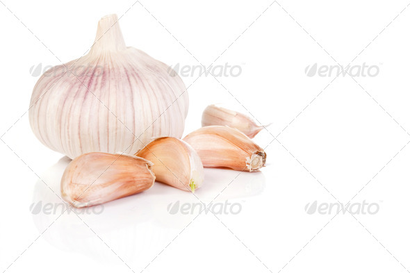 garlic - Stock Photo - Images