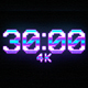 4k Countdown 30 Minutes - VideoHive Item for Sale