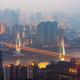 Chongqing, China downtown city skyline - PhotoDune Item for Sale