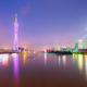 Guangzhou, China Skyline on the Pearl River - PhotoDune Item for Sale