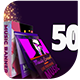 50 Music Banners - VideoHive Item for Sale