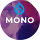 Mono - Multi-Purpose Drupal 9.1 Theme