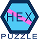 HEXA - puzzle game. C3. html5, mobile, pc, 50 level + AdMob