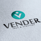 Vender Logo - GraphicRiver Item for Sale