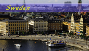 Travel - Sweden