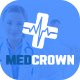 Medcrown - Medical Responsive Shopify Theme