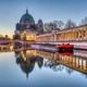 The Berlin Cathedral before sunrise - PhotoDune Item for Sale