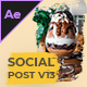Food Social Post V35 - VideoHive Item for Sale
