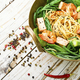 Spaghetti with shrimps - PhotoDune Item for Sale