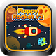 Flappy Rocket v2 (CAPX and HTML5) Space Game