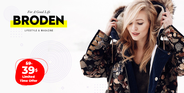 Wondrous Broden - Lifestyle Blog / Magazine