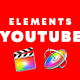 YouTube Channel Elements FCPX - VideoHive Item for Sale