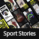 Sport Promo Stories Pack - VideoHive Item for Sale