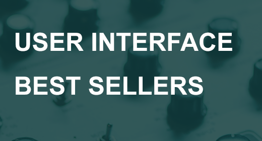 User Interface Best Sellers