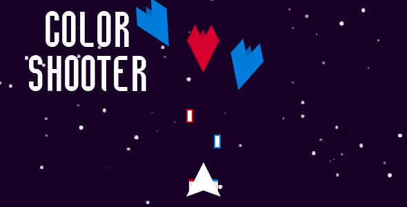 Color Shooter - HTML5 Game (CAPX)