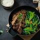 Korean Beef Bulgogi, grilled beef steak with spicy sauce - PhotoDune Item for Sale