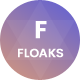 Floaks - Responsive Landing Page Template