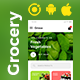 Grocery Ordering Android App Template + iOS App Template | IONIC 5 | Grosa
