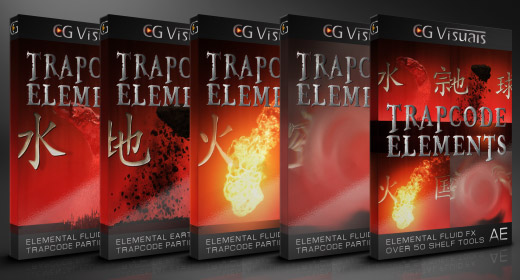 Trapcode Elements
