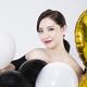 Asian Korean female model in party look - PhotoDune Item for Sale