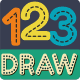 Draw Numbers - HTML5 Game