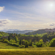 Urbino city skyline and countryside landscape. Marche region, Italy. - PhotoDune Item for Sale