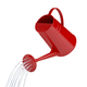 Pouring water from a red watering can - PhotoDune Item for Sale