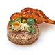 portion of tuna fish tartare - PhotoDune Item for Sale
