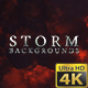 Storm Clouds Backgrounds Pack - VideoHive Item for Sale