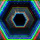 Tunnel Glitch Logo - VideoHive Item for Sale