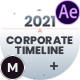 Clean Corporate Timeline - VideoHive Item for Sale