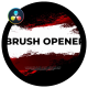 Brush Opener - VideoHive Item for Sale