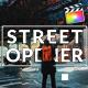 Street Opener | For Final Cut & Apple Motion