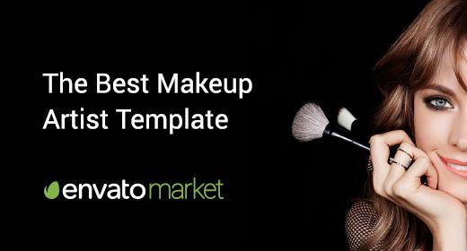 The Best Makeup Artist Template